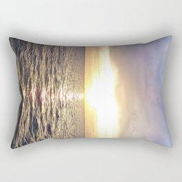 Sunrise over the Indian River 2 Rectangular Pillow