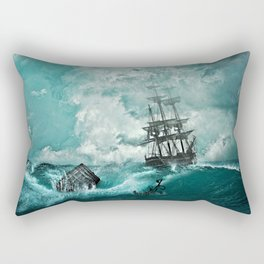 ship Rectangular Pillow