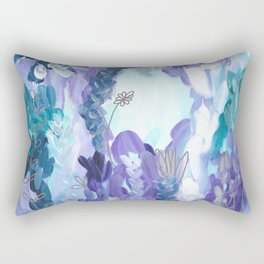 Dew & Sparkle Rectangular Pillow