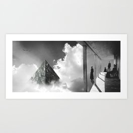 Sighting Art Print