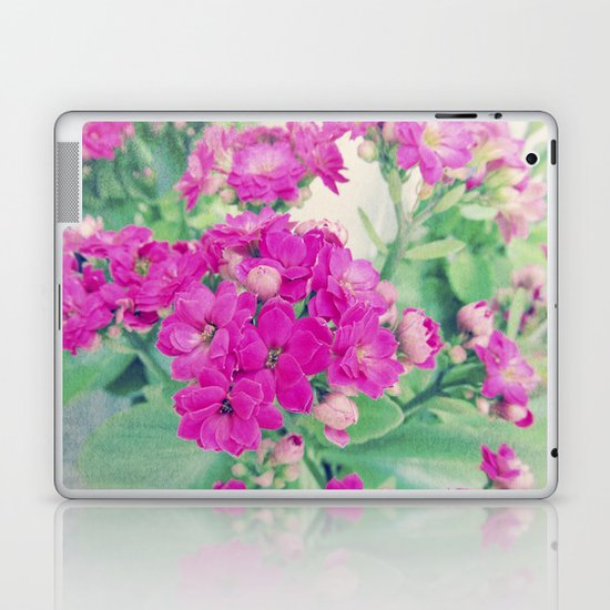 Get Well   Beautiful Rose Like Flowers Laptop & iPad Skin