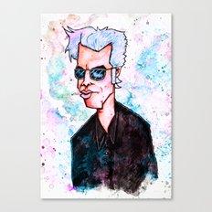 Jim Jarmusch Canvas Print