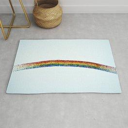 Rainbow Art Rug