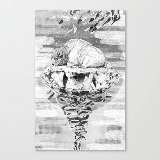 Young Treasure Canvas Print