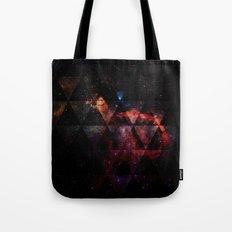 Galactic Cocktail Tote Bag
