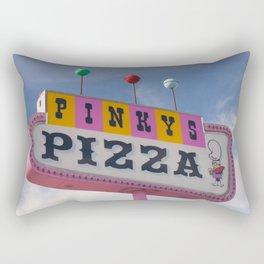 Pinky's Pizza Rectangular Pillow