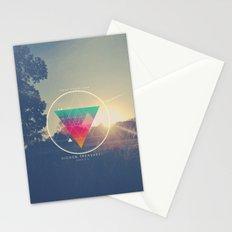 Seek Them Like Hidden Treasure - Proverbs 2:4 Stationery Cards