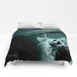 Gremlin Smile Comforters