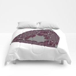 Cubed Pattern Comforters