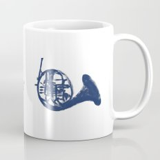 How I Met Your Mother - Blue French Horn Mug