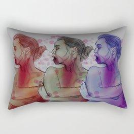 Nicky Darling Rectangular Pillow
