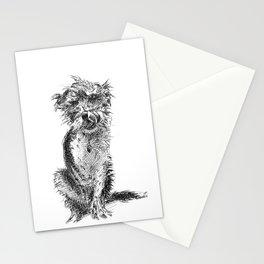 Poppy the Dog Stationery Cards