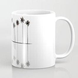 Palm Reflections II Coffee Mug