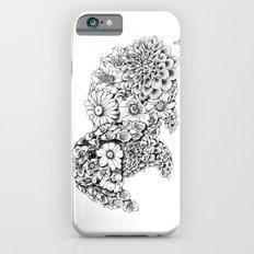 Floral Rabbit Slim Case iPhone 6s