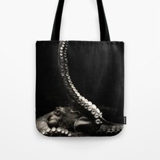 The Kraken's Whip Tote Bag