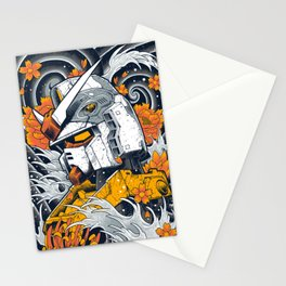 Gundam Stationery Cards