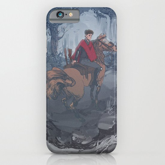 Riot Horse iPhone & iPod Case