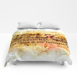 Every Love Story Comforters