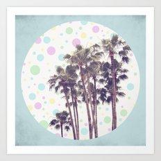 I Dream of Paradise Art Print