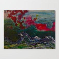 Jeg Snakker Ikke Norsk Canvas Print