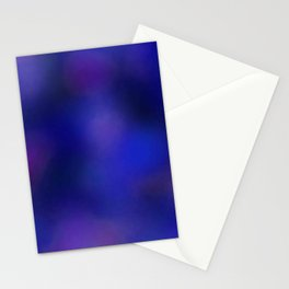 Color gradient and texture 68 blue Stationery Cards