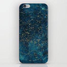 Under Constellations iPhone Skin