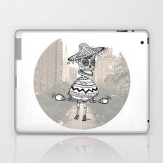sombrero city party Laptop & iPad Skin
