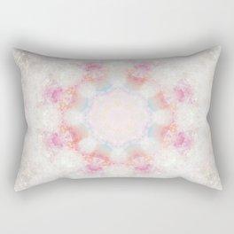 Mandala Pink Rectangular Pillow