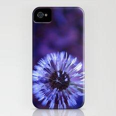 Violet Dandelion iPhone (4, 4s) Slim Case