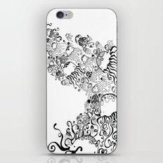 Jellyfish Migration iPhone & iPod Skin
