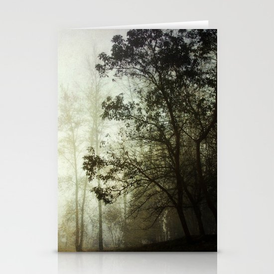 foggy Stationery Cards