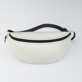 Simply Cream Fanny Pack