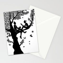 The Butterfly Lovers - Friends to Lovers Stationery Cards