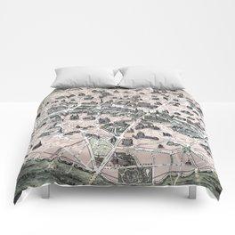 Nouveau Paris monumental Comforters