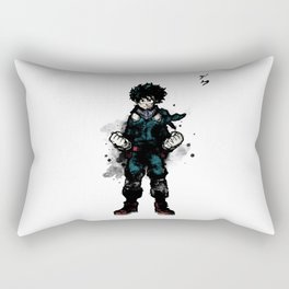 Deku Ink Rectangular Pillow