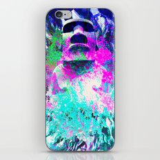 moai Journey iPhone & iPod Skin