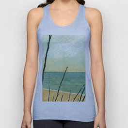 Branches on the Beach Unisex Tank Top