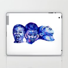 See no Hear no Speak no Laptop & iPad Skin