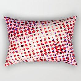 Visual illusion No. 2 Rectangular Pillow
