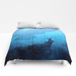 Owl Summoner: Blue Haze Comforters