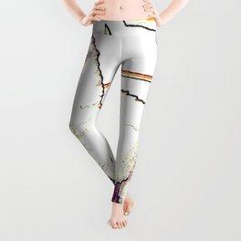 Dali Llama Leggings
