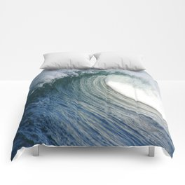 Hollow Dayz * Huntington Beach Pier Comforters