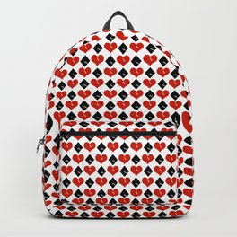 HQ Diamond Heart 1 Backpack