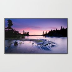 Rope Island 2 Canvas Print