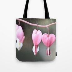 Bleeding Love Tote Bag