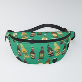 Funny Alcohol Botles Fanny Pack