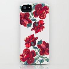 Red Roses iPhone (5, 5s) Slim Case