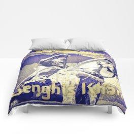 Spirit of the Great Gobi Desert - Genghis Khan Comforters