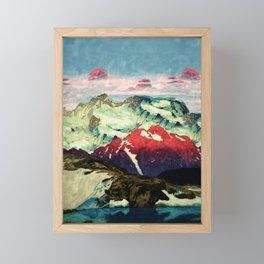 Winter in Keiisino Framed Mini Art Print