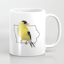 Iowa – American Goldfinch Coffee Mug